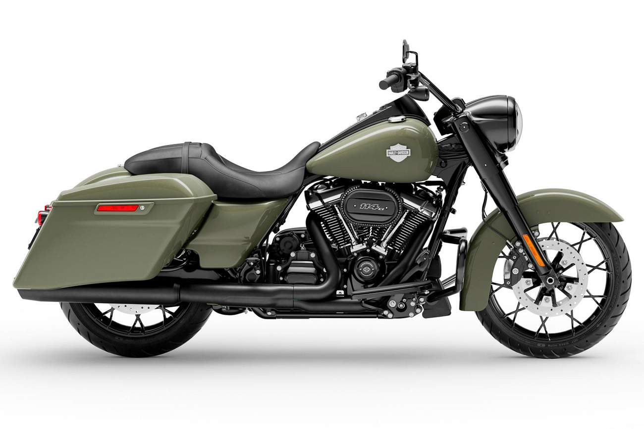 Harley-Davidson Harley Davidson Road King Special 114 technical specifications